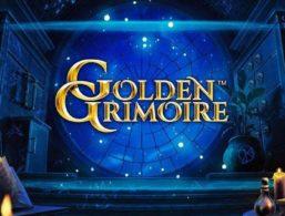 Spil Golden Grimoire fra NetEnt gratis