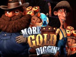 Betsoft – More Gold Diggin
