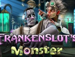 Betsoft – Frankenslot´s Monster
