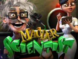 Betsoft – Madder Scientist