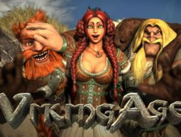 Betsoft – Vikings Age