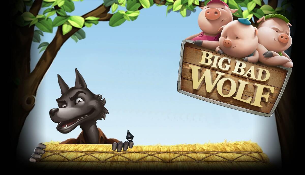 Big Bad Wolf er et meget populært spilleautomat ved Quickspin - prøv at jage grisene for at komme til de store sejre!