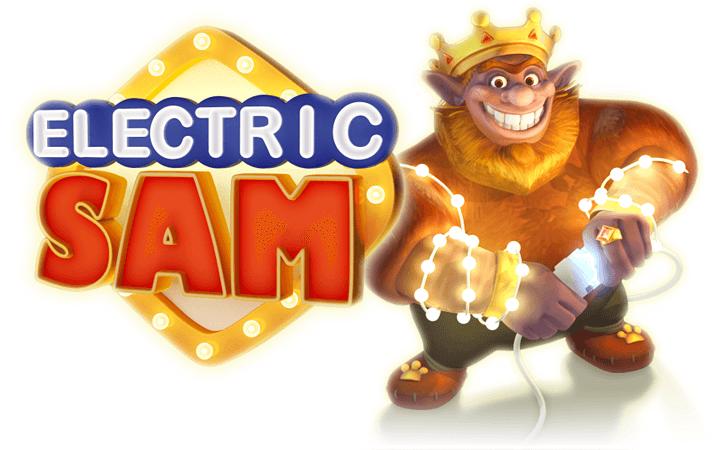 Gå dybt ind i skoven for at finde lyset - eller mere præcist, hr. Sam står der med al sin elektricitet!