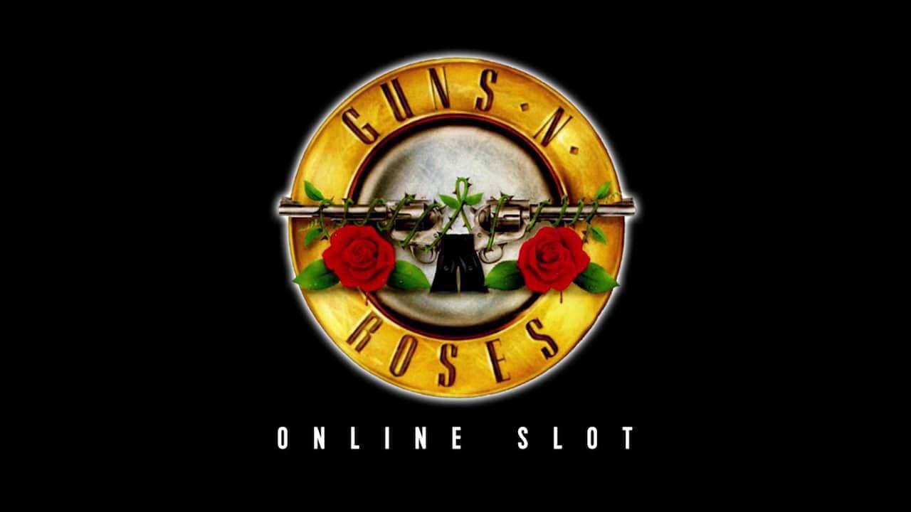 Guns N'Roses fra NetEnt har bonusspil og sange fra det klassiske rock band.