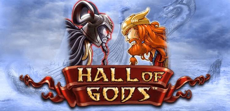 Hall of Gods er et meget populært jackpot spil fra NetEnt.