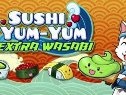 IGT – Sushi Yum-Yum Extra Wasabi
