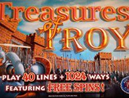 IGT – Treasures of Troy