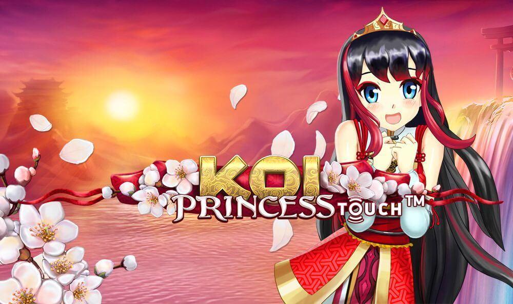 koi prinsesse fra NetEnt er et gratis spinspil inspireret af de japanske forår og kirsebær blomster.