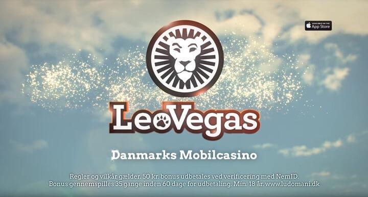 """LeoVegas har vundet flere internationale casino-priser - læs vores anmeldelse for at finde ud af, hvorfor de hedder """"Danmarks Mobilcasino""""."""
