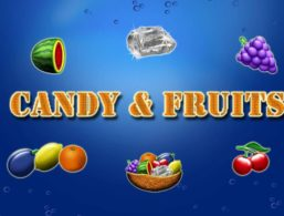 Merkur Gaming – Candy and Fruits