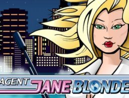Microgaming – Agent Jane Blonde