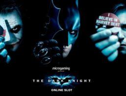 Microgaming – The Dark Knight Slot
