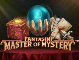 NetEnt – Fantasini Master of Mystery