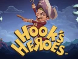 NetEnt – Hook´s Heroes