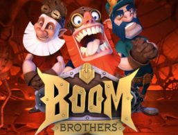 NetEnt – Boom Brothers