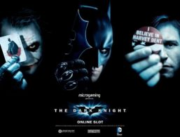 Microgaming – The Dark Knight Rises