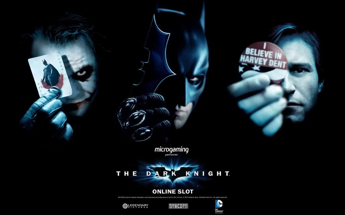 The Dark Knight Rises fra IGT har flere bonuser og gratis spins er fulde med action.