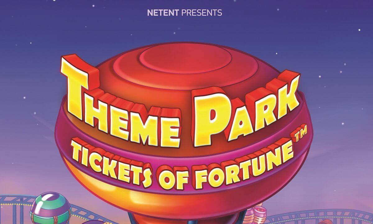 Casinoer Danmark har gennemgået Theme Park af NetEnt.