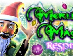 Nextgen – Merlin´s Magic Respins – Christmas