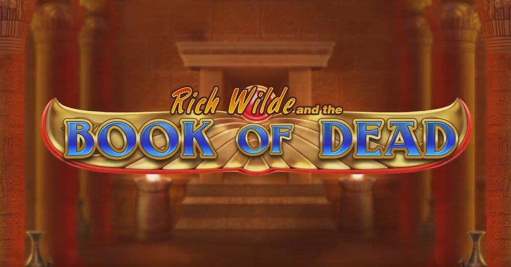 book of dead rich wilde