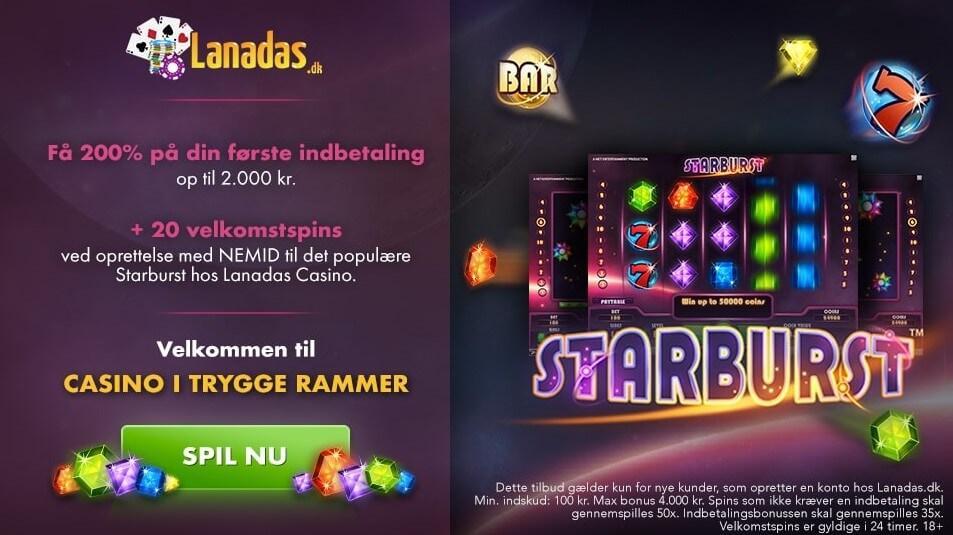 lanadas casino bonus