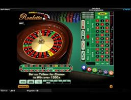 IGT – Double Bonus Spin Roulette