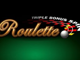 IGT – Triple Bonus Spin Roulette