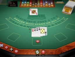 Microgaming – Blackjack Redeal