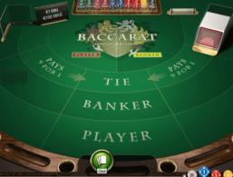 NetEnt – Baccarat VIP