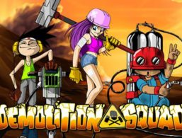 NetEnt – Demolition Squad