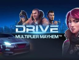 NetEnt – Drive Multiplier Mayhem