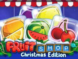 NetEnt – Fruit Shop Christmas Edition