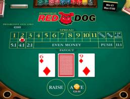 NetEnt – Red Dog
