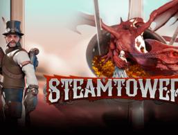 NetEnt – Steam Tower