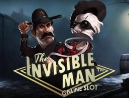 NetEnt – The Invisible Man