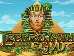 Play'n GO – Leprechaun Goes Egypt