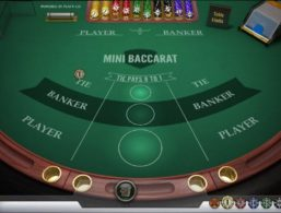Play'n GO – Mini Baccarat