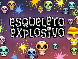 Thunderkick – Esqueleto Explosivo