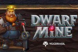Spil Dwarf mine fra Yggdrasil gratis