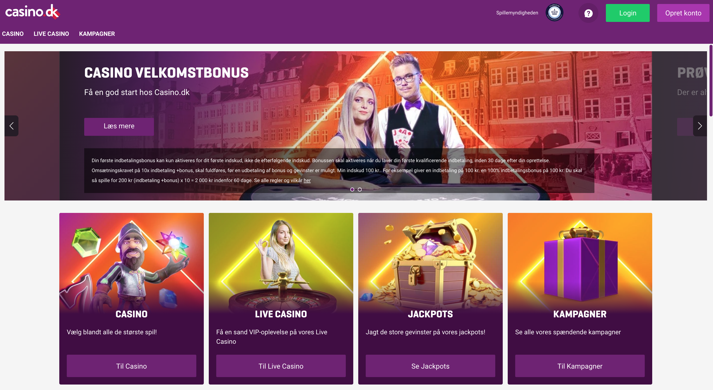 casino.dk anmeldelse
