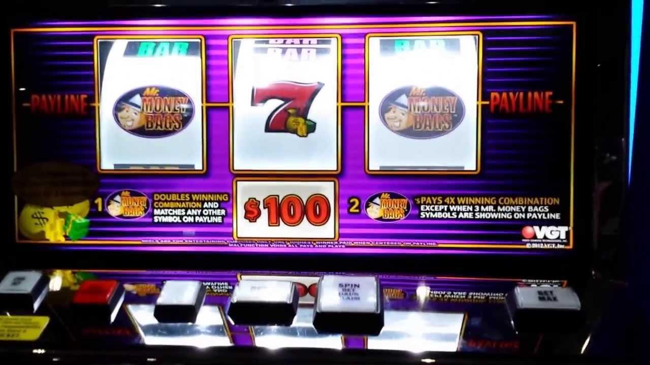 vindere på spillemaskiner