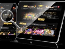 Mobilepay er landet på Royal Casino