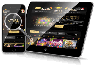 mobilbetaling royal casino