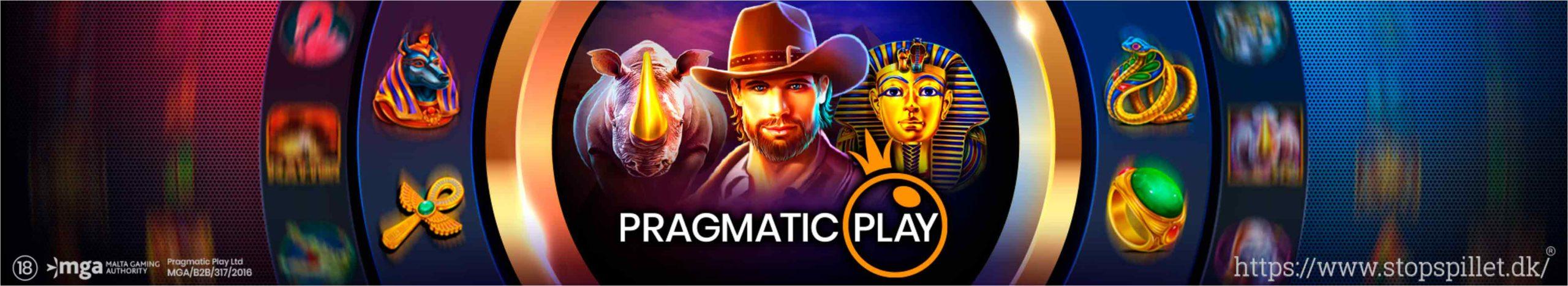 Spillemaskiner fra Pragmatic Play
