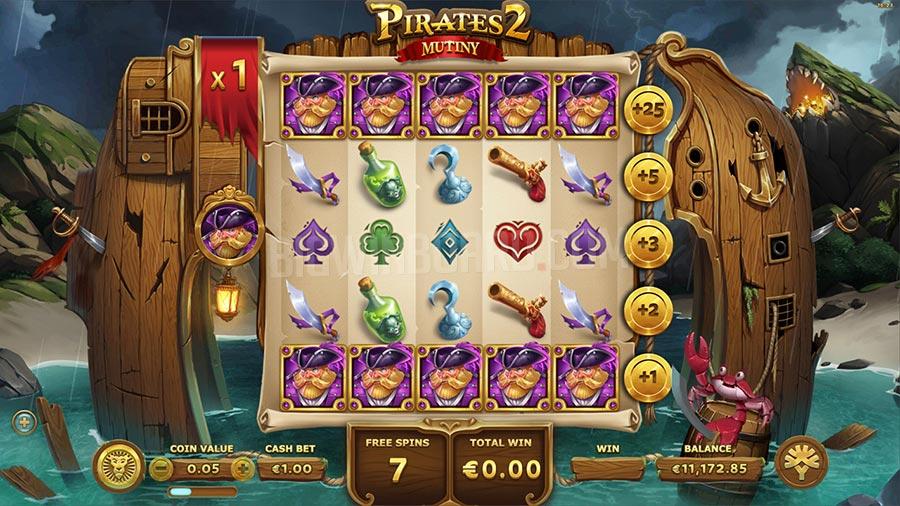 LeoVegas Orginals: Pirates 2: Mutiny