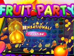 Fruit Party spillemaskine – Pragmatic Play