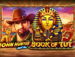 John Hunter and The Book of Tut – Pragmatic Play