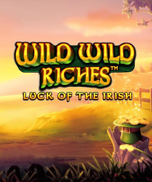 Wild wild riches slot maskine