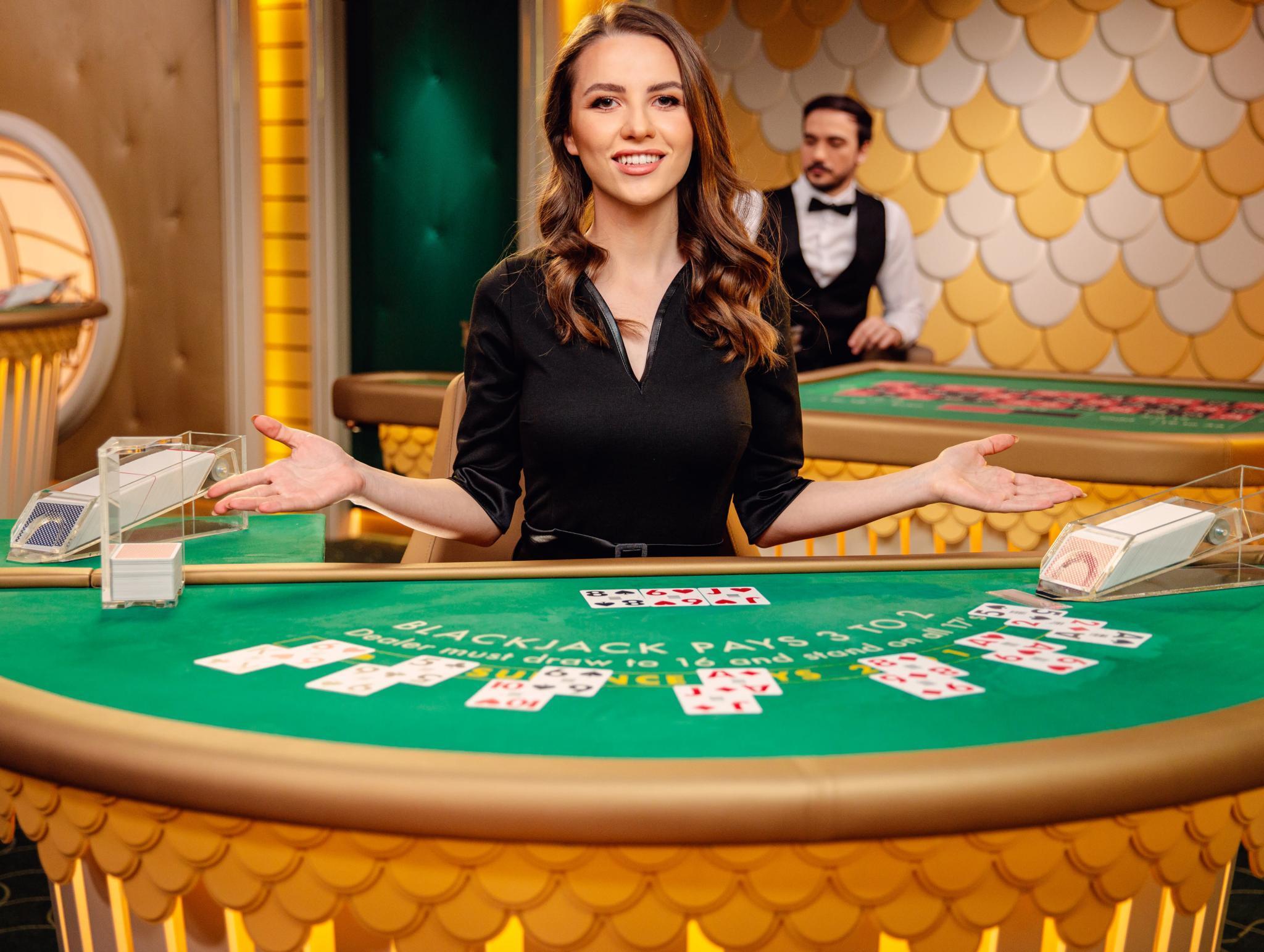 Det bedste blackjack casino online