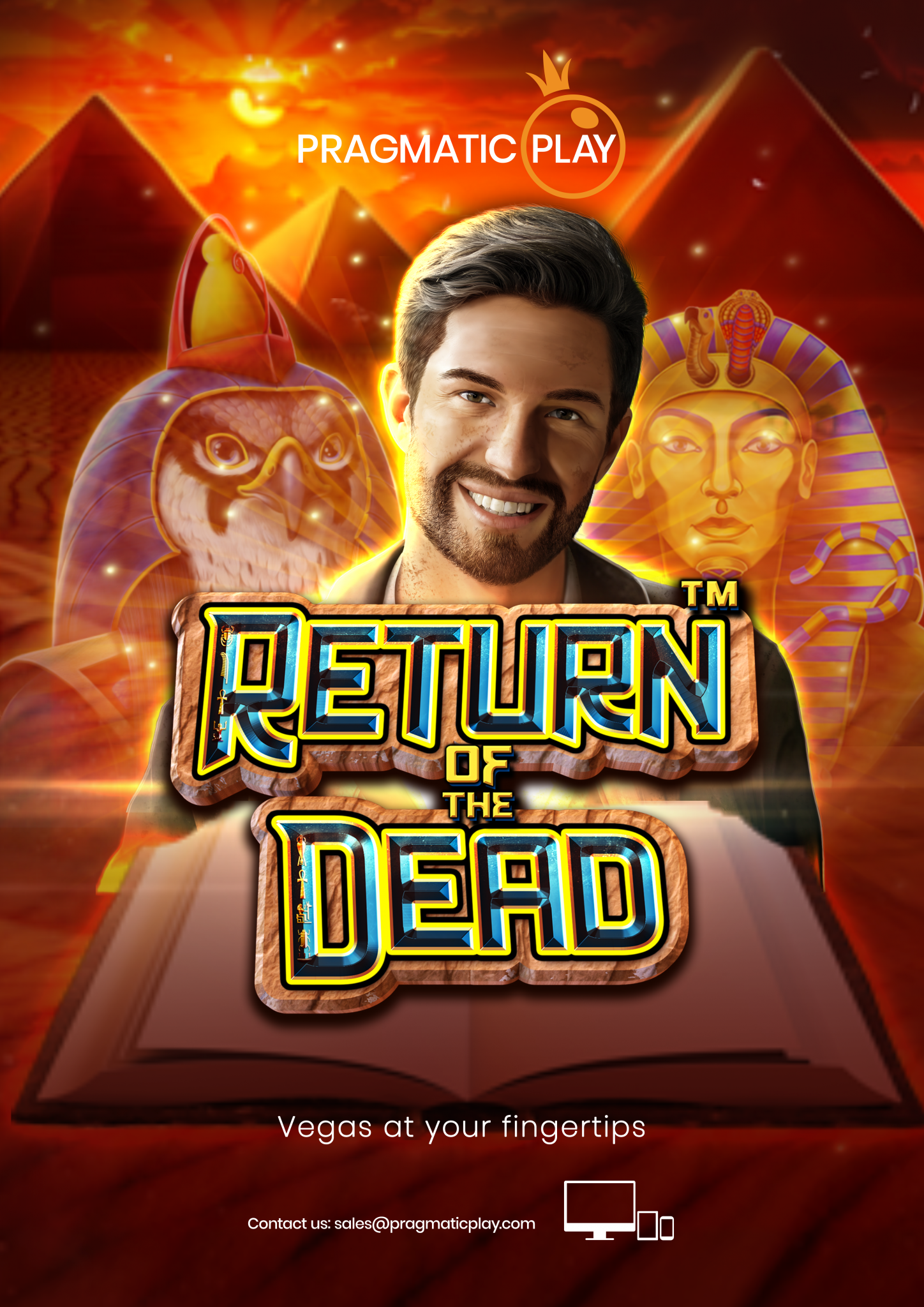 Return of the dead slot maskine fra pragmatic play